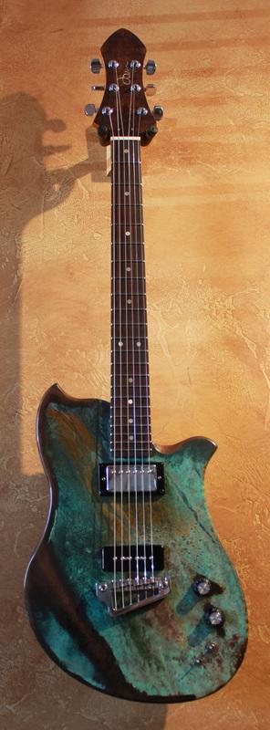 custom designs and custom classic designs jam guitars usa